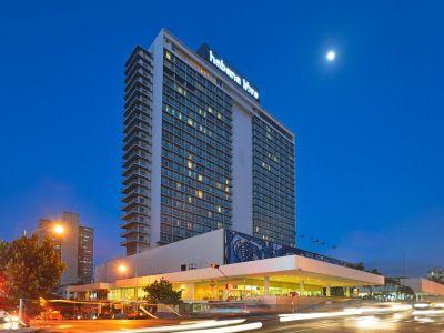 Cuba, Havana - Hotel Tryp Habana Libre