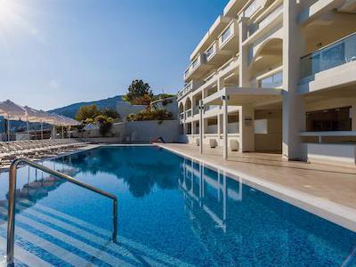 Grecia, Rodi - Lindos White Hotel & Suites
