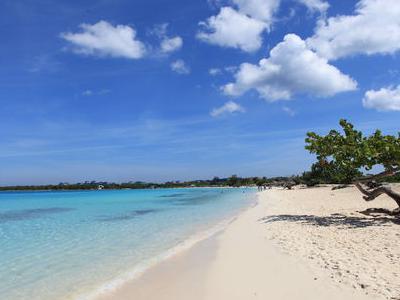 Cuba, Guardalavaca - Playa Pesquero