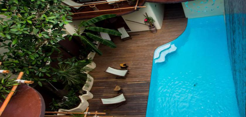 Messico, Riviera Maya - Kinbe Deluxe Boutique Hotel 4