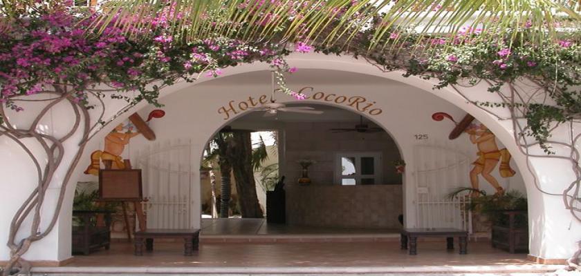 Messico, Riviera Maya - Coco Rio 0