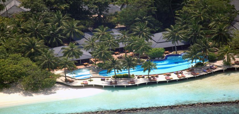 Maldive, Male - Royal Island Resort & Spa 1