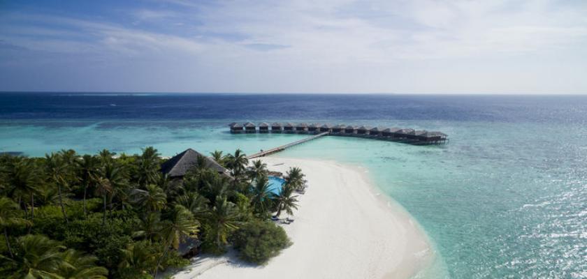Maldive, Male - Filitheyo Island Resort 1