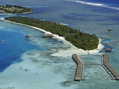 Maldive, Male - Medhufushi Island Resort