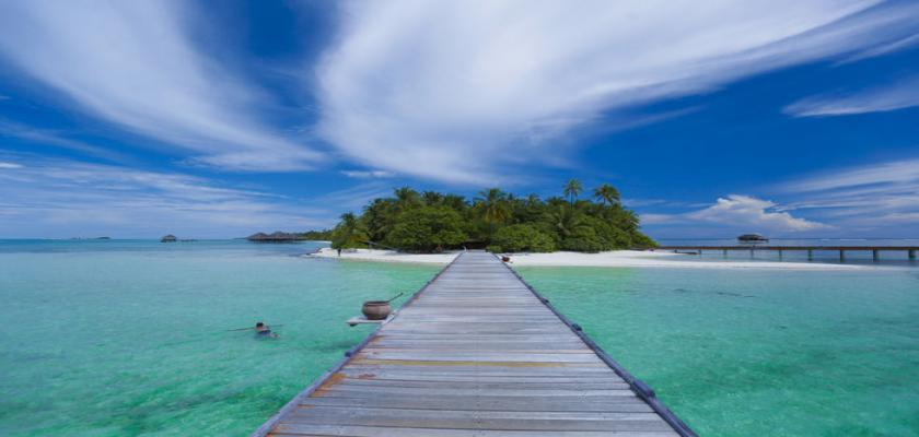 Maldive, Male - Medhufushi Island Resort 3