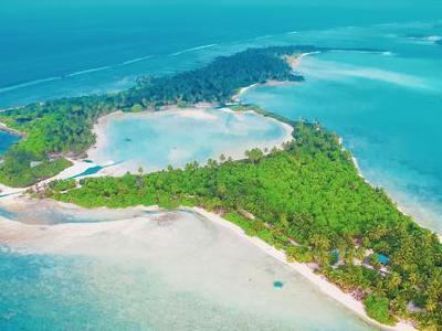 Maldive, Male - Rahaa Lamu Resort