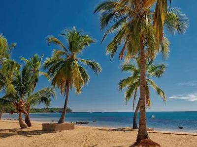 Madagascar, Nosy Be - Orangea Beach Resort