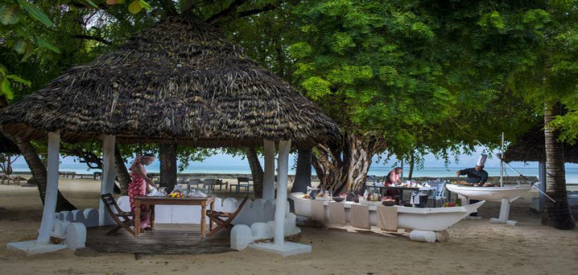 Zanzibar, Zanzibar - Diamonds Mapenzi Beach 1