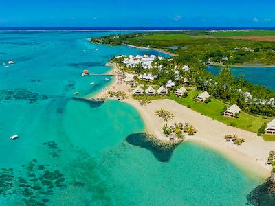 Mauritius, Mauritius - Preskil Island Resort