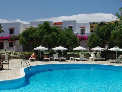 Grecia, Karpathos - Astron Hotel e Bungalows