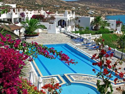 Grecia, Karpathos - Amoopi Bay