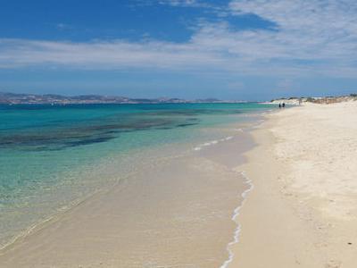 Grecia, Naxos - Plaza Beach Naxos