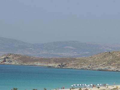 Grecia, Naxos - Pyrgos Beach Naxos