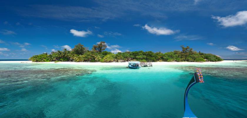 Maldive, Male - Sandies Bathala 5