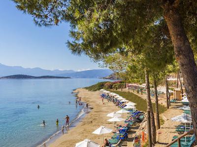 Grecia, Creta - Candia Park Village