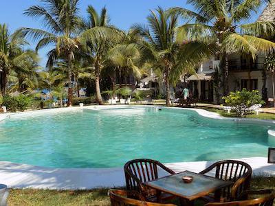 Zanzibar, Zanzibar - My Blue Hotel