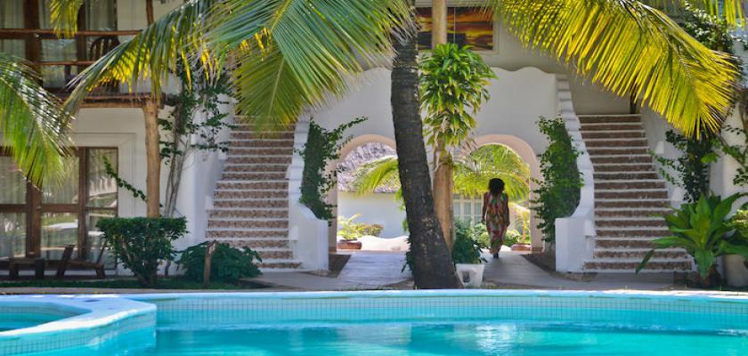 Zanzibar, Zanzibar - My Blue Hotel 1