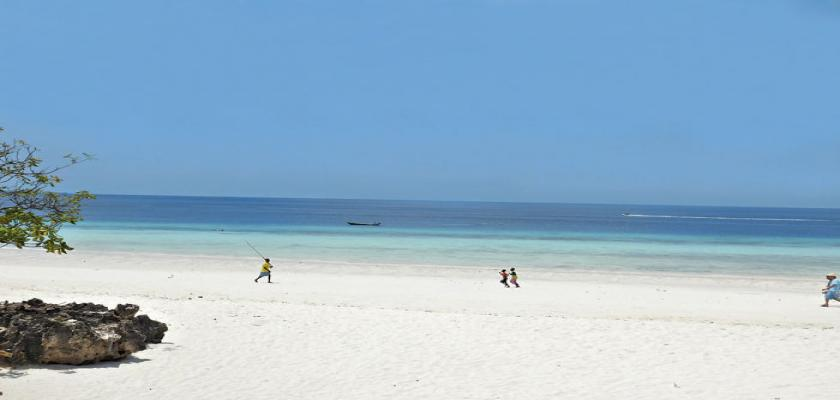 Zanzibar, Zanzibar - My Blue Hotel 2