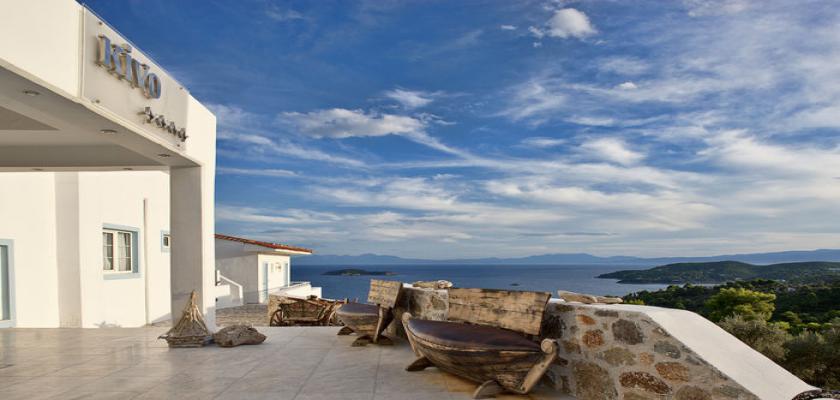 Grecia, Skiathos - Kivo Art & Gourmet 1