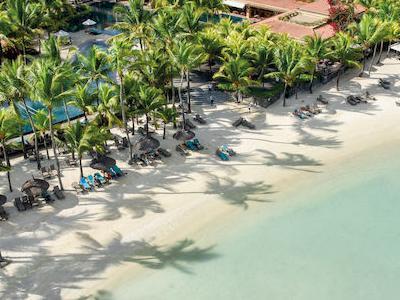 Mauritius, Mauritius - Mauricia Beachcomber Resort & Spa