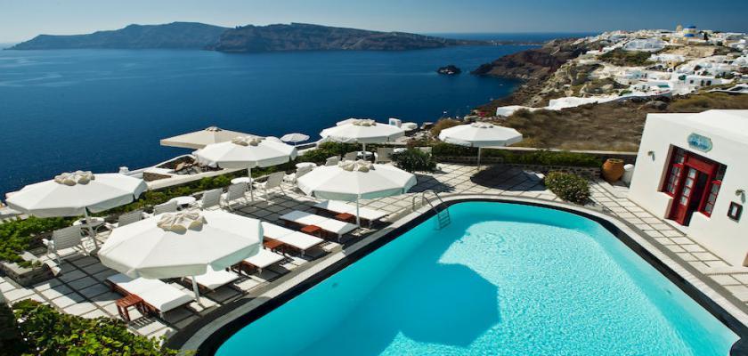 Grecia, Santorini - Nikos Villas Santorini 0