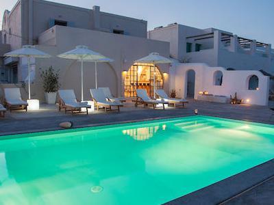 Grecia, Santorini - Elmarel Villas Santorini