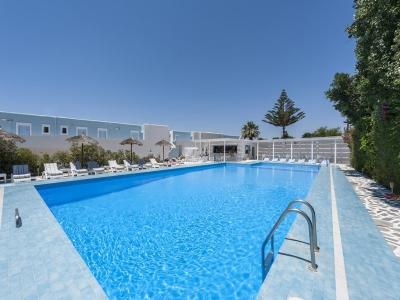 Grecia, Paros - Hotel Narges Paros