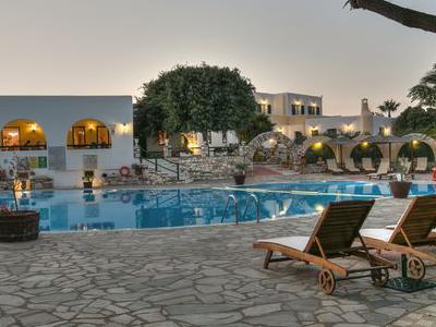 Grecia, Paros - Asteras Paradise Paros