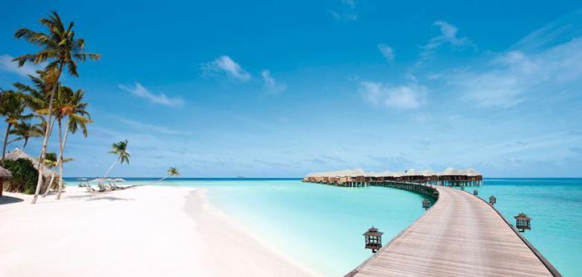 Maldive, Male - Constance Halaveli 0