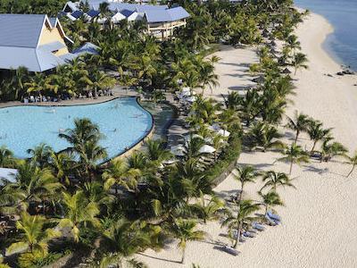 Mauritius, Mauritius - Victoria Resort & Spa Beachcomber