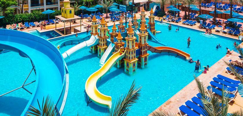 Egitto Mar Rosso, Hurghada - Mirage Bay Beach Resort & Aquapark 2