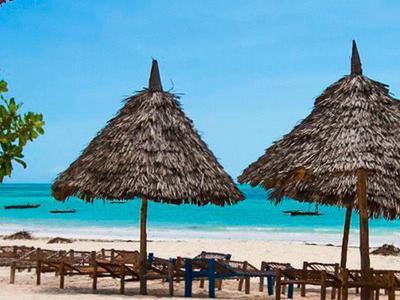 Zanzibar, Zanzibar - Paradise Beach Resort