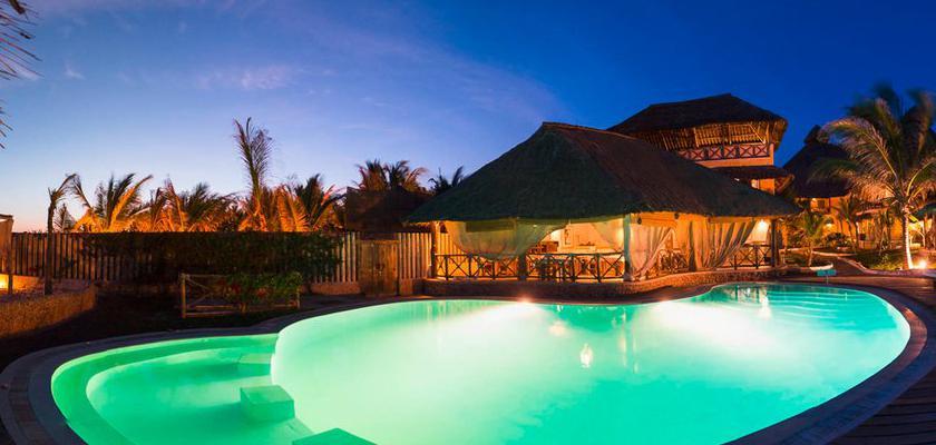 Kenya, Watamu - Mawe Boutique Hotel 0