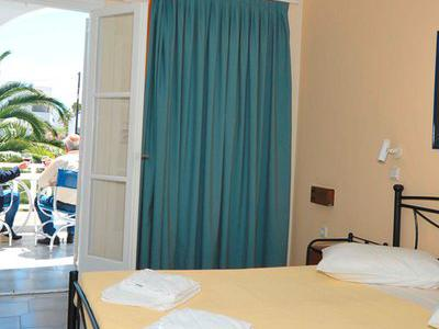 Grecia, Santorini - Hotel Albatros