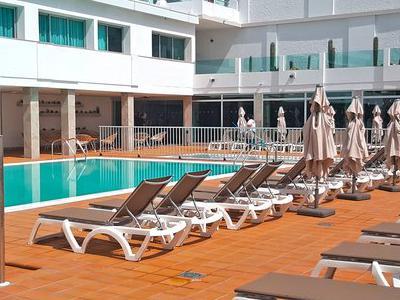 Spagna - Canarie, Fuerteventura - Cactus Garden Hotel