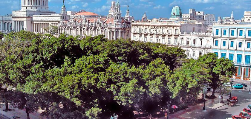 Cuba, Havana - Hotel Inglaterra 0