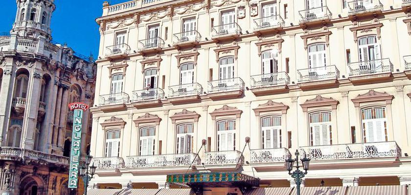 Cuba, Havana - Hotel Inglaterra 1