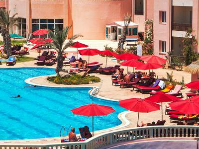 Tunisia, Djerba - Hotel Lella Meriam