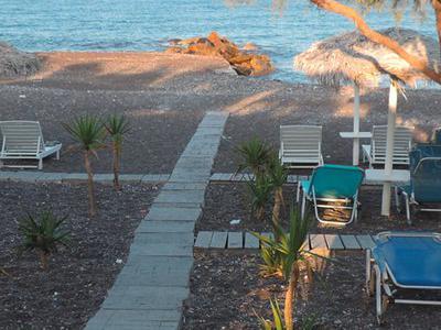 Grecia, Santorini - Hotel Oceanis Beach