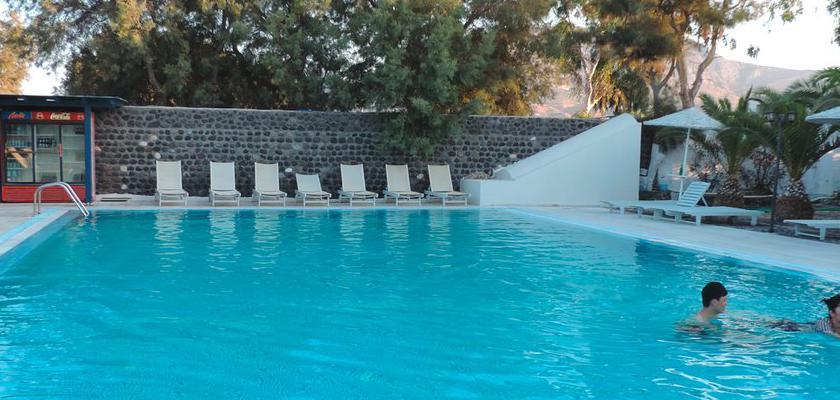 Grecia, Santorini - Hotel Oceanis Beach 0