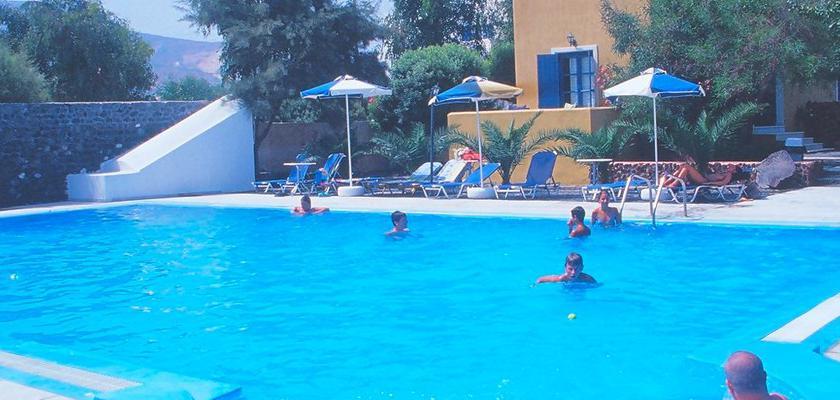 Grecia, Santorini - Hotel Oceanis Beach 1