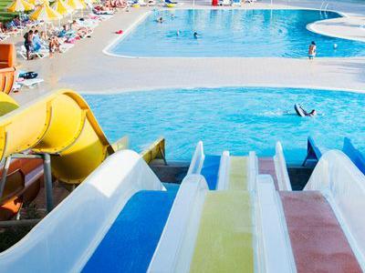 Tunisia, Hammamet - PrimaSol Club Omar Khayam Resort & Aqua Park