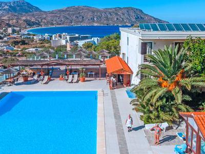 Grecia, Karpathos - Hotel Seven Stars