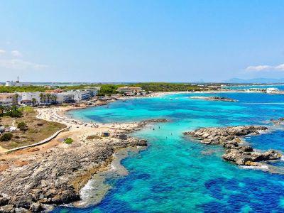 Spagna - Baleari, Formentera - Studio e Appartamenti a Es Pujols
