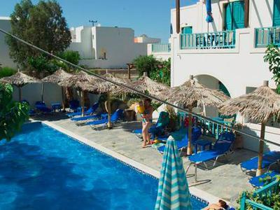 Grecia, Santorini - Hotel Andreas
