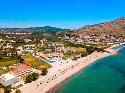 Grecia, Rodi - Hotel Lardos Bay