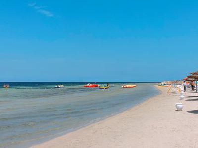 Tunisia, Monastir - Skanes Serail & Aquapark Beach Hotel