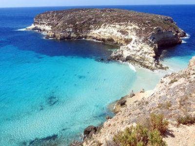 Italia, Lampedusa - Resort Costa House