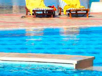 Egitto Mar Rosso, Marsa Alam - Deep Blue Inn Beach Resort
