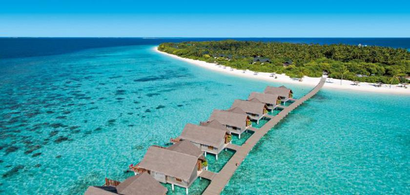 Maldive, Male - Furaveri Island Resort & Spa 1